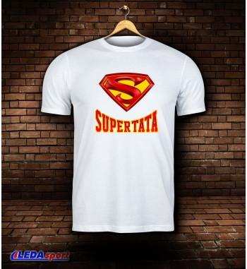 Koszulka męska biała SUPERTATA
