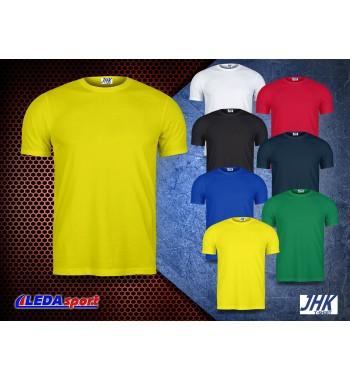 Koszulka JHK TSRA 190 Premium - żółta