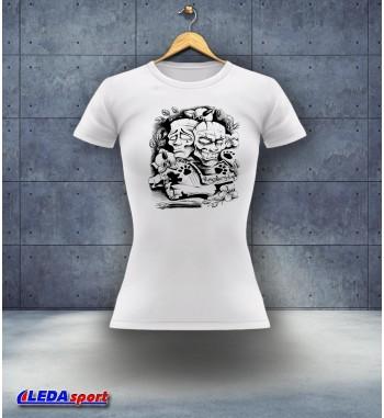 Koszulka damska biała Romeo...