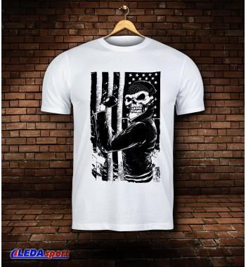 Koszulka męska biała Power