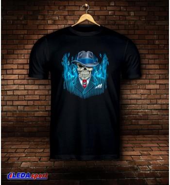 Koszulka męska czarna Czacha 2