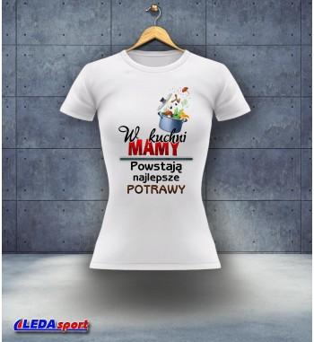 Koszulka damska biała...